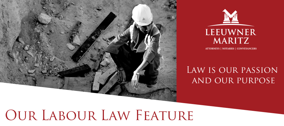 Labour Law Feature